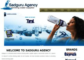 sadguruagency.com
