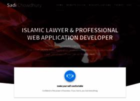 sadichowdhury.com