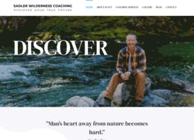sadlerwildernesscoaching.com
