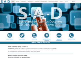 sadmardelplata.com.ar Visit site