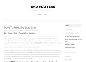 sadmatters.com