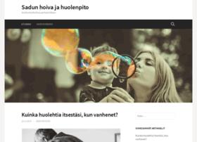 sadunhoivajahuolenpito.fi