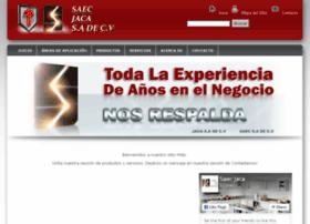 saecjaca-cocinasymobiliario.com.mx