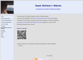 saeedsh.com