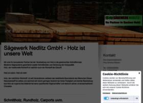 saegewerk-nedlitz.de