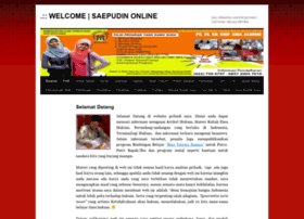 saepudinonline.wordpress.com