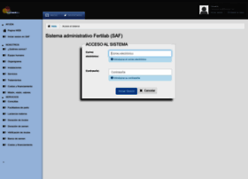 saf.fertilab.net