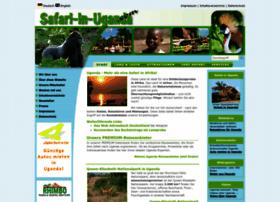 safari-in-uganda.com