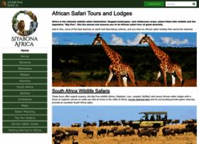 safari.co.za