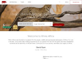 safari.rhinoafrica.com