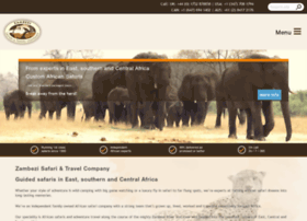 safari.zambezi.com