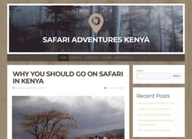 safariadventureskenya.com