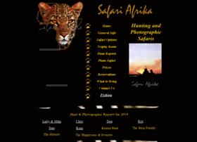 safariafrika.net