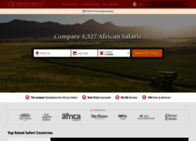 safaribookings.com