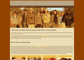 safariclothingwear.com
