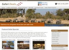 safarideals.com