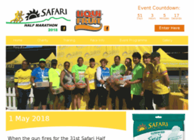 safarihalfmarathon.co.za