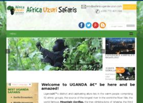 safaris-uganda-uzuri.com