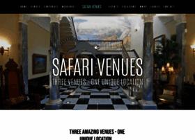 safarivenues.co.uk