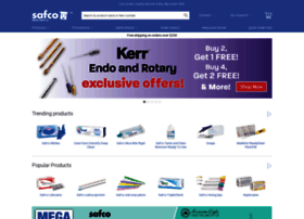 safcodental.com