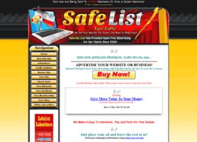 safe-list.com