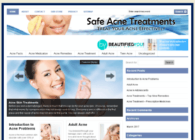 safeacnetreatments.com