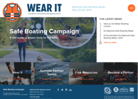 safeboatingcampaign.com