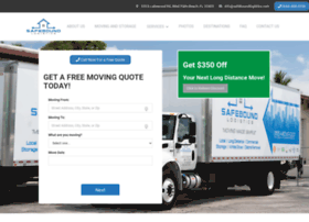 safeboundlogistics.com