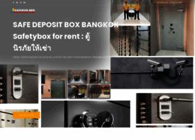 safedepositboxbangkok.com