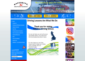 safedrivedrivingschool.co.uk