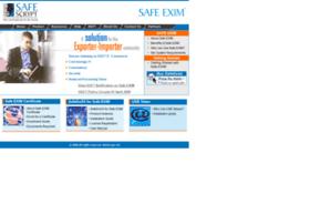 safeexim.safescrypt.com