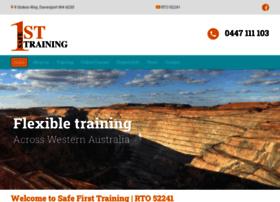 safefirsttraining.com.au