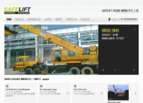 safeliftcranehiring.com