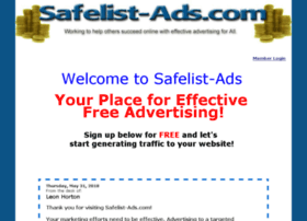 safelist-ads.com