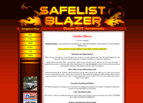 safelistblazer.com
