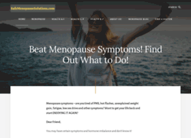 safemenopausesolutions.com