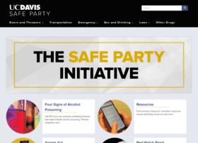 safeparty.ucdavis.edu