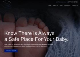 safeplacefornewborns.org