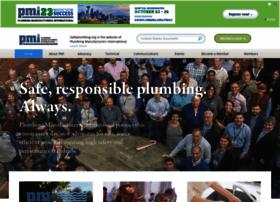 safeplumbing.org