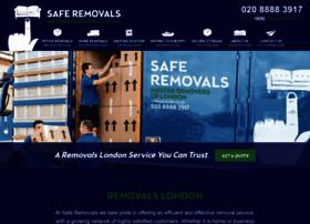 saferemovals.co.uk