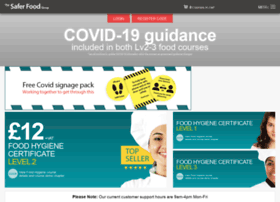 saferfoodhandler.co.uk