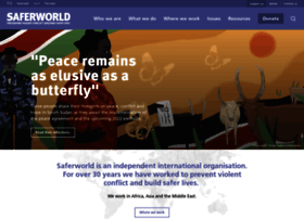 saferworld.org.uk
