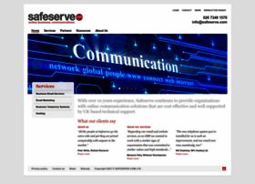 safeserve.com