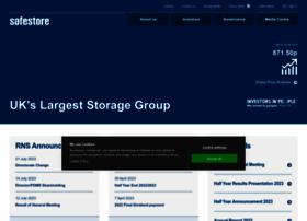 safestore.com