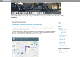 safestreetsnorthridge.blogspot.com