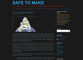 safetomake.org