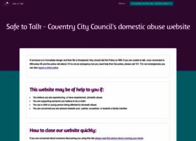 safetotalk.org.uk
