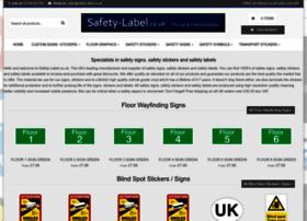 safety-label.co.uk
