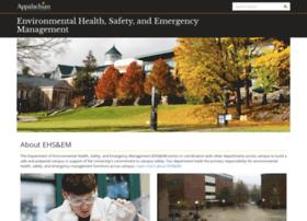 safety.appstate.edu