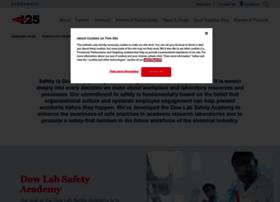 safety.dow.com